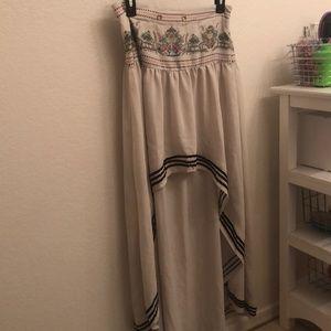 Dresses & Skirts - Shark bite skirt